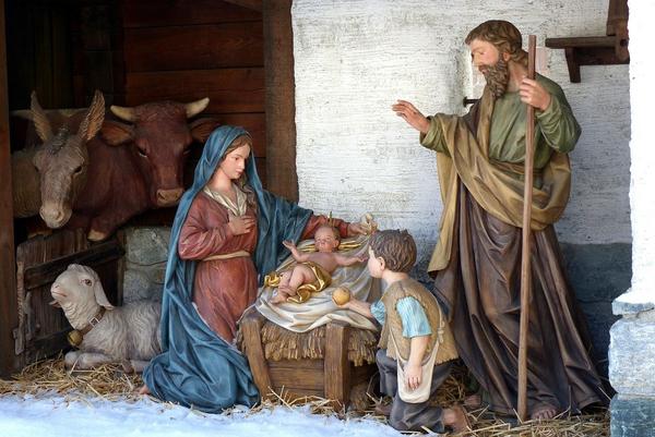 village nativity 586796 1280  1   Jesus foedsel  Pixabay